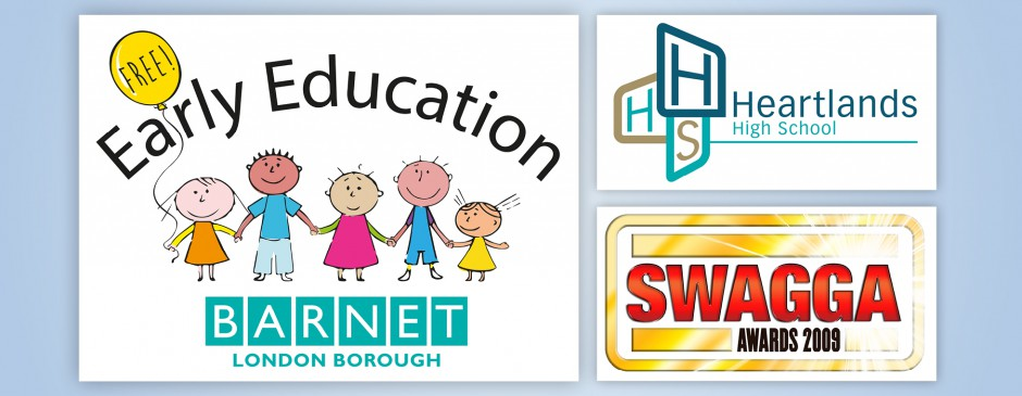 Logo development by B3 Creative for Southwark, Haringey and Lewisham